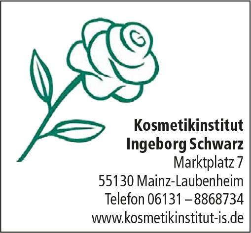Kosmetikinstitut Schwarz